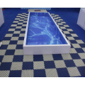 Wet Area Mat Badrum Mat Swimming Pool Golv