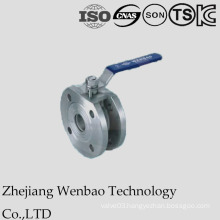 Italy Wcb Wafer Stainless Steel Thin Valve with Low Pressure