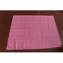 Tissu anti-taches 100% polyester en microfibres imperméable à l'eau