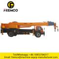 10 ton Lifting Weight Truck Cranes