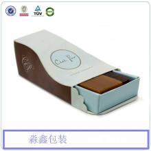Kundenspezifische hochwertige handgemachte Geschenkpapier-Shampoo-Kasten