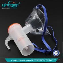 Kit de mascarilla nebulizadora con frasco de medicina