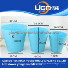 plastic vegetable basket mould injection basket mould in taizhou zhejiang china