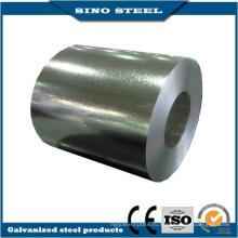 SGCC нулевой Спангл цинкового покрытия оцинкованная в рулонах