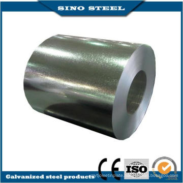 SGCC Zero Spangle Zinc Coating Galvanized Coils
