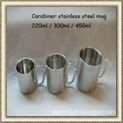 Carabiner Stainless Steel Mug (CL1C-M47)