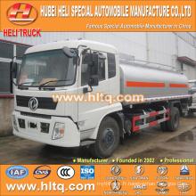 DONGFENG 4X2 camion citerne à essence 15000L vente chaude bonne qualité à vendre
