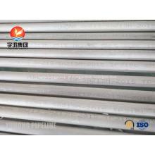 ASME SA213 TP316L Heat Exchanger Tubo ET e HT