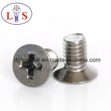 Countersunk Head Cross Recess Bolt Pan Head Bolt