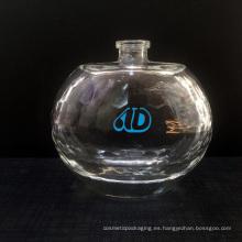 Ad-R37 Botella de perfume vacía de la materia prima al por mayor de cristal 65ml