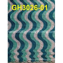 Latest Multi Color Cord Lace (GH3026-01)