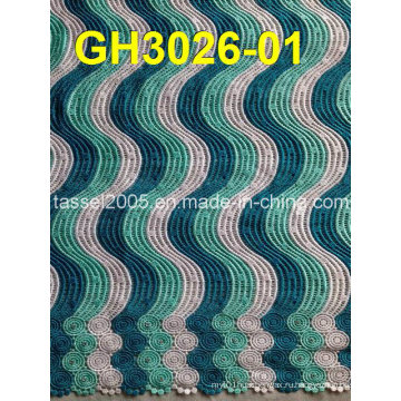 Последние многоцветный шнурок (GH3026-01)