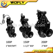 control water valve with timer