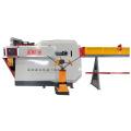 Máquina de dobra automática de costela de aro de barra de aço CNC