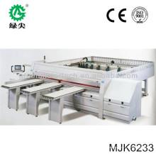 control automático de computadora sierra de haz de alta calidad, sierra de panel