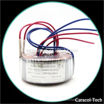 50/60Гц 220 вольт до 12 вольт постоянного тока Тороидальный трансформатор