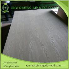 Contreplaqué mélangé de cendre de la Chine de catégorie pour la décoration et les meubles