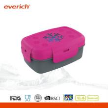 Custom 8OZ Atacado BPA Free Plastic Food Container Com Gel de resfriamento