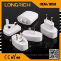 LONGRICH usb plug male socket connector OEM adapter design tarvel accessories