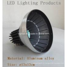 Корпус светодиодного освещения Корпус / детали из алюминиевого сплава для литья под давлением