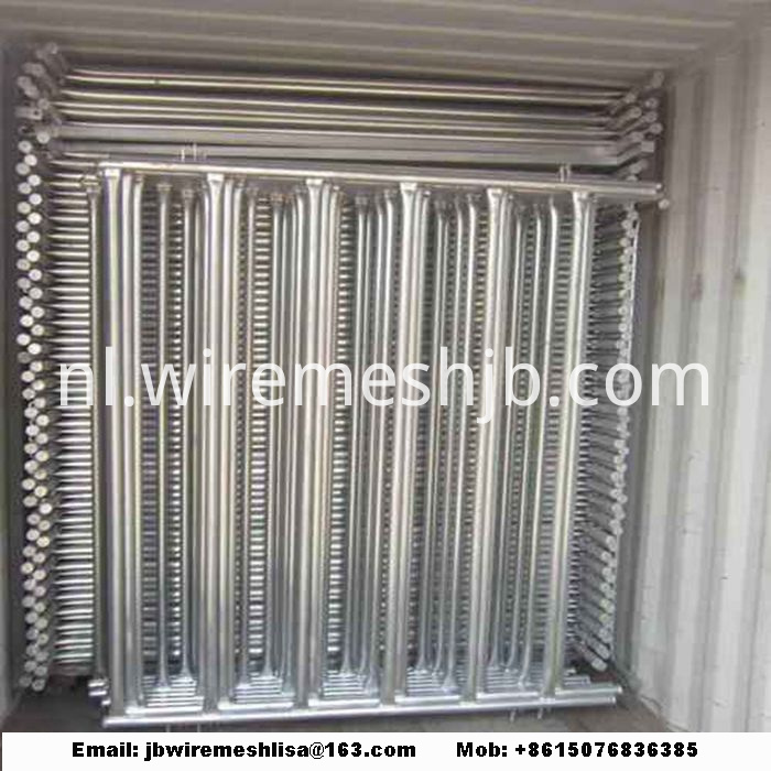 Hot Dipped Galvanized Metal Horse Fence