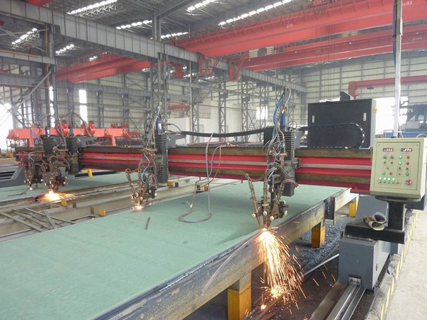 High Precision Door Flame Cutting Machine