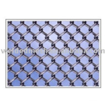 100*100mm chain link fence