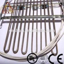 Elementos de aquecimento do ar condicionado elétrico