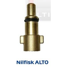 Brass ALTO Adapter G 1/4F Fitting