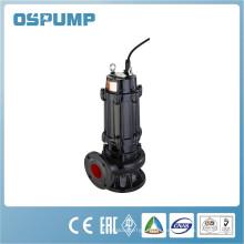 Pompe à eaux usées submersible 15kw