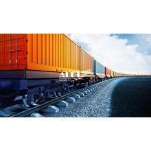 Railway Freight Forwarder From Guangzhou to Almaty