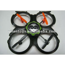 4 CH 2.4G Remote control four propeller UFO with Gyro