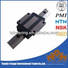 Guidage linéaire PMI MSA15E, MSA20E, MSA25E, MSA30E, MSA35E, MSA45E