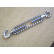 Malleable Iron Commercial Type Turnbuckle with Eye and Hook