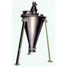 Mélangeur / sécheur / mélangeur à cône double à économie d'énergie