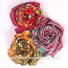 Tissu à gazon drapable en polyester pour tissu rideau / polyester pour teintures de soleil