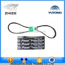 Pièces de bus de prix usine 9405-00922 Duplex B-type Belt 2 / AV15 * 1750 pour Yutong