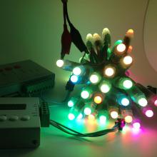 Ws2811 Ws2812b Flexible RGB Effet de couleur numérique Strip Light