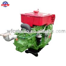 1115TD 20hp de arranque eléctrico refrigerado por agua nuevos productos de un solo cilindro de motor diesel