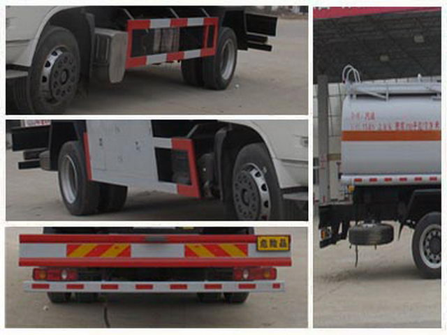 Dongfeng Tianjin 12000Litres Oil Delivery Trucks