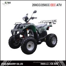 Embrayage manuel 250cc CEE Bull Farm ATV Vente chaude