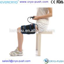 Enveloppements chinois de compression de glace de cuisse d'équipement de physiothérapie pour des patients