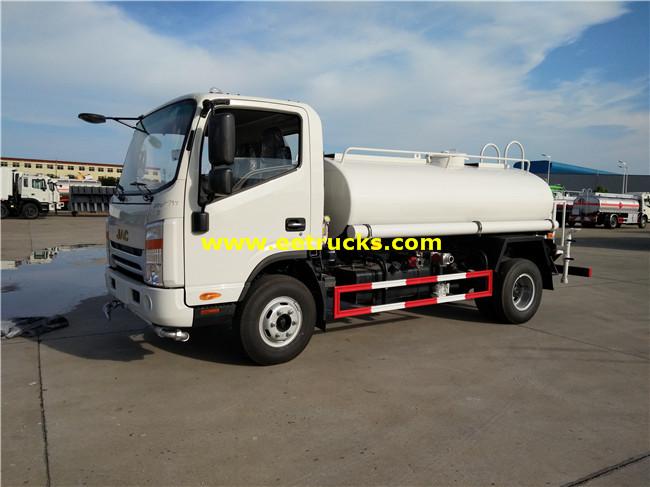 JAC 4200L Drinking Water Trucks