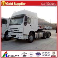 Heavy Duty Sinotruk HOWO 6X4 A7 camión tractor