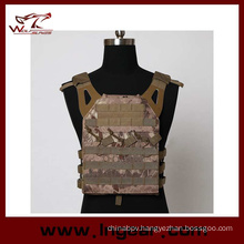 Tactical Equitment Paintball Combat Military Nylon Bullet Proof Combat Vest for Airsoft Use