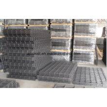 Panel de malla de alambre soldado con autógena del edificio galvanizado para el concreto