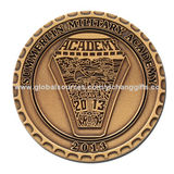 Custom Design Challenge Coins, Various Sizes/Finishes are Available, Good Price from FactoryNew