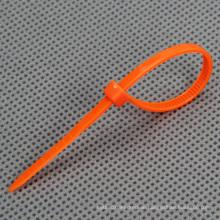 2.5 * 120 Miniaturkabel-Krawatten-Reißverschluss-Bindung Wraps-Draht-Krawatten China