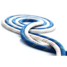 Cuerda estática de 9 mm máx. De cuerdas de escalada / Cuerda de escalada para deportes / espeleología / Cuerda de detención de caídas