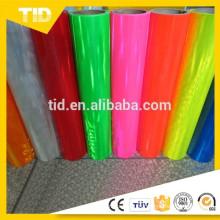 Розовый Отражательный Лист PVC